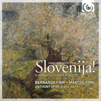 Slovenija-Fink Bernarda, Fink Marcos, Spiri Anthony