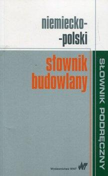 Słownik budowlany niemiecko-polski-Sokołowska Małgorzata, Żak Krzysztof