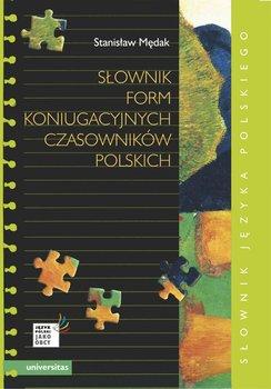 Słownik form koniugacyjnych czasowników polskich-Mędak Stanisław