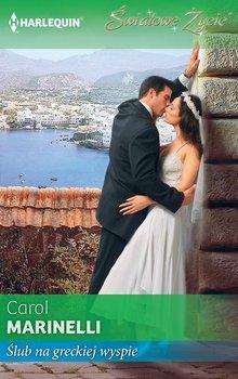 Ślub na greckiej wyspie-Marinelli Carol