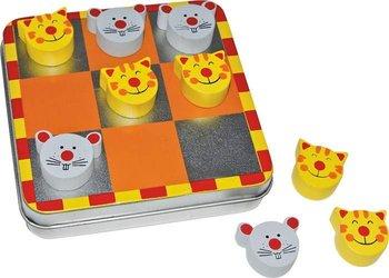Small Foot Design, gra planszowa Tic Tac Toe Kółko krzyżyk-Small Foot Design