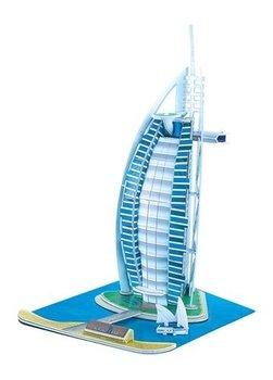 Small Foot Design, puzzle 3D Burj Al Arab-Small Foot Design