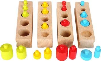 Small Foot, zabawka edukacyjna Odważniki -small foot