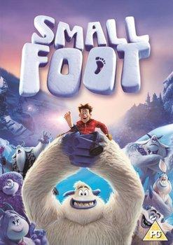 Smallfoot (brak polskiej wersji językowej)-Kirkpatrick Karey, Reisig Jason