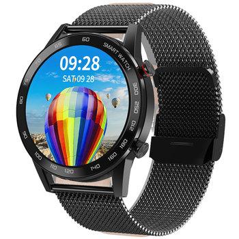 Smartwatch BAKEELY, czarny-Bakeely