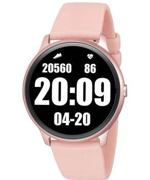 Smartwatch damski RUBICON SMARUB037 (RNCE61RIBX05AX) Różowy-Rubicon
