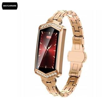 Smartwatch WATCHMARK WB78, złoty-Watchmark
