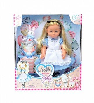 Smily, lalka interaktywna Molly Alicja-Bambolina