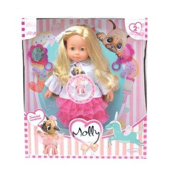Smily, lalka interaktywna Molly-Bambolina