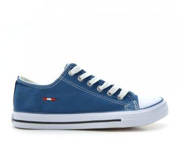 85e4f6e1b7112 Smiths, Trampki damskie, niskie niebieskie, rozmiar 40 - Smiths ...