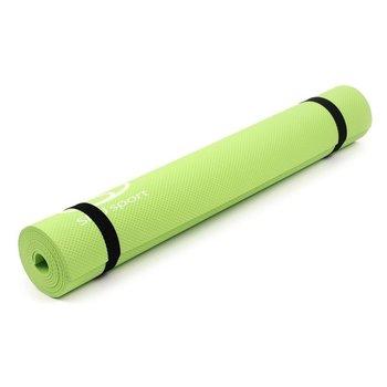 SMJ Sport, Mata do jogi YG006, zielony, 173x61cm-SMJ Sport