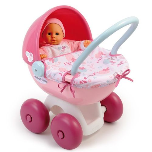 smoby m j pierwszy w zek baby nurse za smoby zabawki. Black Bedroom Furniture Sets. Home Design Ideas