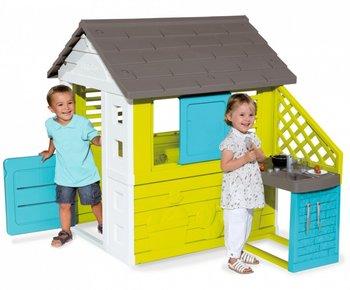 smoby domek ogrodowy prytty zestaw sklep empik com. Black Bedroom Furniture Sets. Home Design Ideas