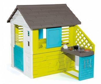 Smoby, domek Pretty z kuchnią-Smoby