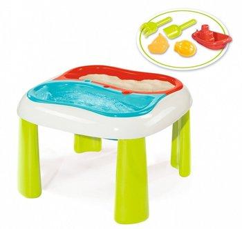 Smoby, stolik do zabawy wodą i piaskiem-Smoby