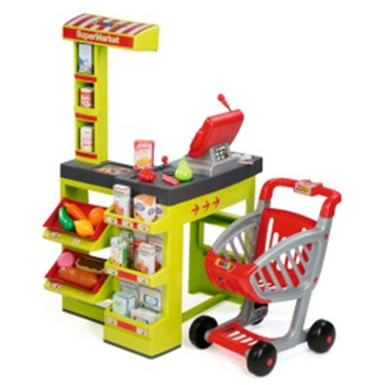 bcdf8c393b939d Smoby, supermarket, zestaw - Smoby | Sklep EMPIK.COM