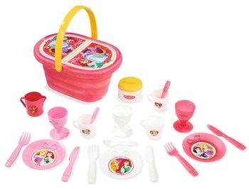 Smoby, zabawka edukacyjna Koszyk piknikowy Disney Princess-Smoby