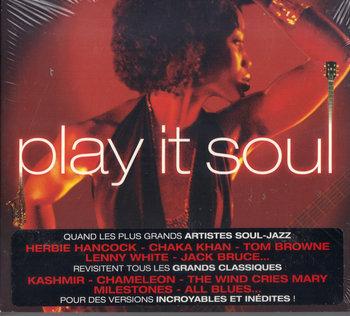 Smooth Jazz - Tribute to Rock'n'Roll - Play It Soul-Miller Marcus, Evans Bill, Hancock Herbie, Urbanator, Urbaniak Michał, Bruce Jack, Baker Ginger, White Lenny, Browne Tom, Murray David