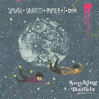 Smugi Graffiti Papier i Dym - Smoking Barrelz