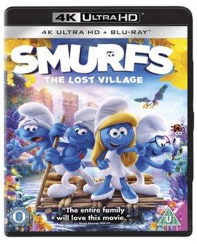 Smurfs - The Lost Village-Asbury Kelly