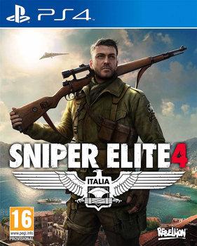 Sniper Elite 4-Rebellion