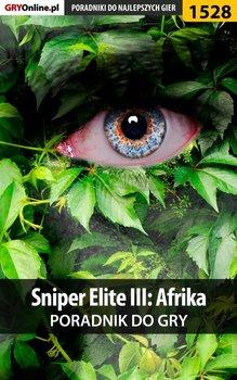 Sniper Elite III: Afrika - poradnik do gry-Hałas Jacek Stranger