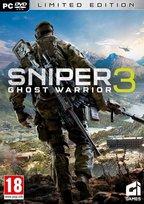 Sniper: Ghost Warrior 3 - Limited Edition (PC) PL + BONUS!