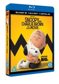 Snoopy and Charlie Brown - The Peanuts Movie (brak polskiej wersji językowej)-Martino Steve