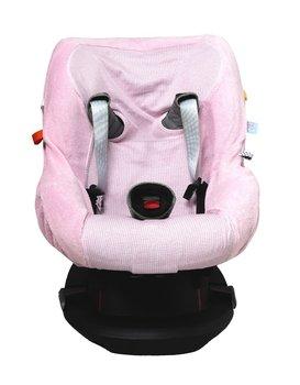Snoozebaby, Pokrowiec na fotelik samochodowy, Pudrowy Róż-Snoozebaby