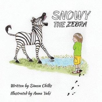 Snowy the Zebra-Childs Simon