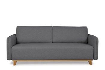 Sofa 3 MARIL *ciemny szary-Konsimo