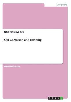 Soil Corrosion and Earthing-Afa John Tarilanyo