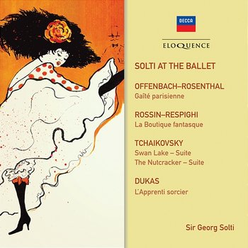 Solti At The Ballet-Sir Georg Solti, Orchestra Of The Royal Opera House, Covent Garden, Israel Philharmonic Orchestra, Chicago Symphony Orchestra