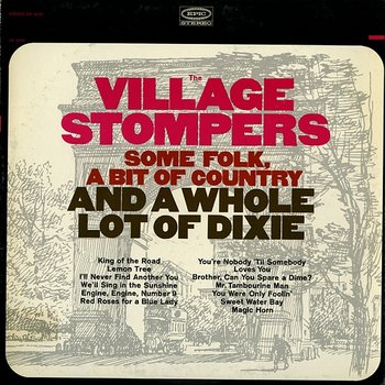Some Folk, a Bit of Country, and a Whole Lot of Dixie - The Village Stompers
