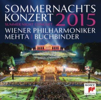 Sommernachtskonzert 2015 / Summer Night Concert 2015-Wiener Philharmoniker