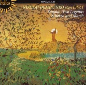 Sonata, Two Legends, Scherzo and March-Demidenko Nikolai