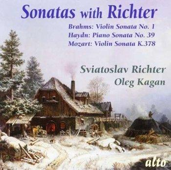 Sonatas With Richter-Richter Sviatoslav, Kagan Oleg