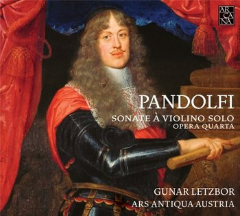 Sonate a Violino Solo op. 4-Letzbor Gunar, Ars Antiqua Austria