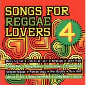 Songs For Reggae Lovers. Volume 4-Various Artists