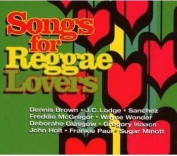 Songs For Reggae Lovers-Various Artists