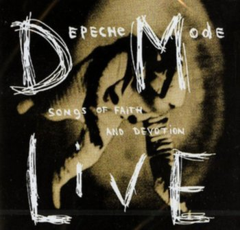 Songs Of Faith And Devotion Live-Depeche Mode