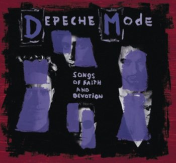 Songs of Faith and Devotion-Depeche Mode