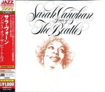 Songs Of The Beatles-Vaughan Sarah