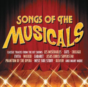 Songs of the Musicals-Various Artists