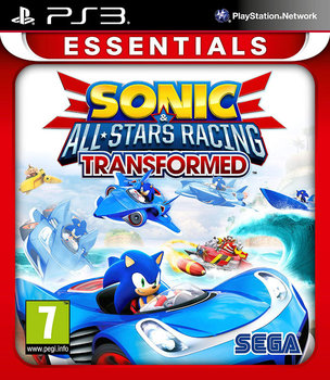 Sonic - All Stars Racing Transformed-Sega