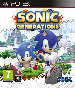 Sonic Generations-Sonic Team