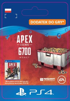 Sony Apex Legends - 6700 monet