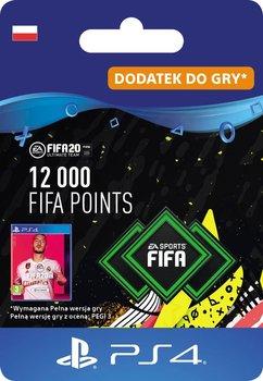 Sony ESD FIFA 20 12000 FIFA Points