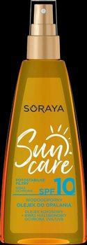 Soraya, Sun Care, olejek do opalania wodoodporny, SPF 10, 150 ml-Soraya
