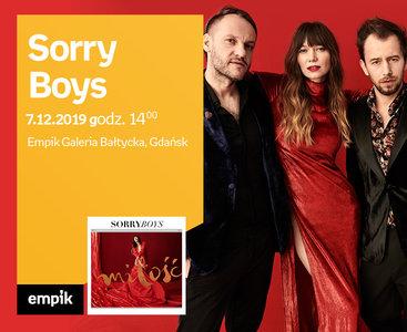 Sorry Boys | Empik Galeria Bałtycka